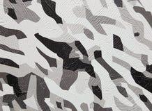 Texture noire et blanche sur le mur photo stock