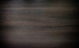 Texture normale foncée en bois Photographie stock