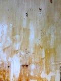 Texture o alumínio pintado Imagens de Stock