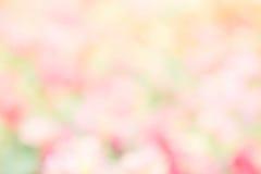 Texture o fundo colorido do borrão, pintura abstrata do borrão da cor Fotos de Stock