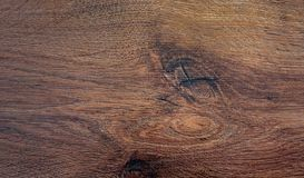 The texture of oak with knots. Dark wooden texture_ royalty free stock images