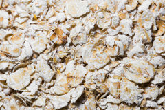 Texture of oatmeal Stock Photos