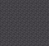 Texture a obscuridade da ilusão 3d - teste padrão sem emenda cinzento Foto de Stock