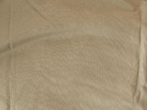 Texture. Ocher fabric texture in foreground Stock Photo