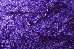 Free Texture Of A Lace Fabric Royalty Free Stock Image - 112223066