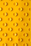 Texture Of A Rubber Rug With Suckers Royalty Free Stock Photo