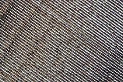 Texture Of Aluminium Foil Royalty Free Stock Image