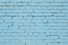 Free Texture Of An Old Light Blue Brick Wall. Royalty Free Stock Image - 90837376