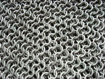 Free Texture Of Antique Chain Mail Stock Image - 5519501