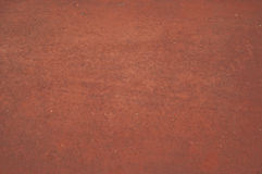 Texture Of Dry Red Clay Stock Photo