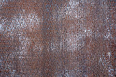 Free Texture Of Fluted Rusty Metal Plate Royalty Free Stock Image - 84365306