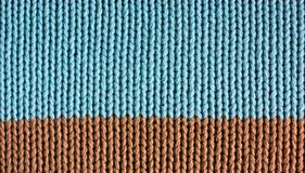 Free Texture Of Knitted Wool Fabric, Woolen Cloth, Striped Warm Knitting Sweater. Royalty Free Stock Images - 140719969