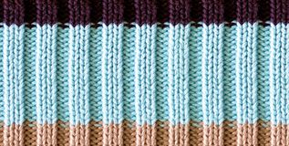Free Texture Of Knitted Wool Fabric, Woolen Cloth, Striped Warm Knitting Sweater. Royalty Free Stock Photos - 140719998