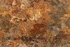 Texture Of Old And Rusty Metal Stock Photo