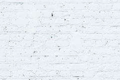 Texture Of Painted, Plastered Brick Wall, Prepared For Drawing Creative Graffiti. For Backgrounds And Backdrops