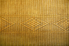Texture Of Rattan Furniture Stock Photography