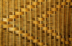 Texture Of Rattan Furniture Royalty Free Stock Photos