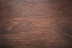 Free Texture Of Toned Black Walnut Wood With Oil Finish Royalty Free Stock Images - 196123839