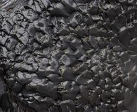 Free Texture Of Wet Black Rock Royalty Free Stock Image - 22707186