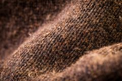 Free Texture Of Woolen Fabric. Soft To The Touch Fabric Royalty Free Stock Photo - 143150685