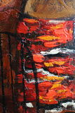 Texture of oil painting relief strokes, canvas. Texture of oil painting. relief strokes, canvas, acrylic, oil. bright colors, the texture of brush strokes stock photos