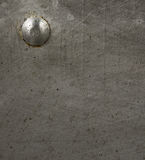 Texture of the old aluminum surface Royalty Free Stock Photos