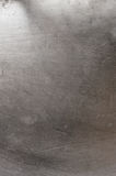 Texture of the old aluminum surface Royalty Free Stock Photography