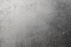 Texture of the old aluminum surface Stock Images