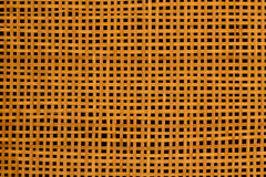 Texture of Old Bamboo Weaving with Holes. Texture of Old Bamboo Weaving with Irregular Holes royalty free stock photo