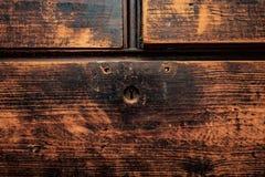 Old Board, old furniture, restoration stock image