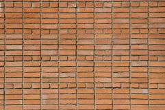 Texture of old brick wall. Some grades of a brick Royalty Free Stock Photography