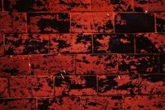 Texture of a old brick wall closeup Royalty Free Stock Photo