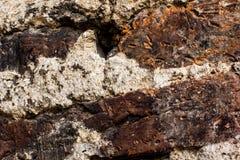 Texture of old brick wall Stock Photos