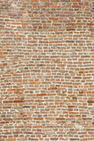 Texture of old brick wall. Stock Photo