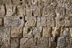 Texture of old bricks wall Stock Photos