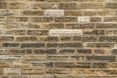 Texture of old bricks wall Royalty Free Stock Photography