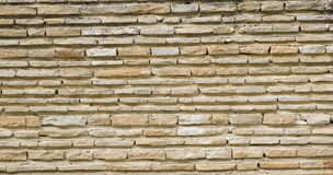 Texture of old brickwork. Rough brick wall Royalty Free Stock Photography