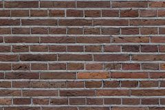 Texture of old brickwork Stock Photos