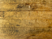 Texture of old wood plank Stock Image