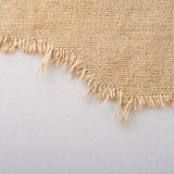 Texture of the burlap and cardboard Royalty Free Stock Images