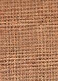 Texture old canvas fabric Stock Photos