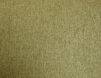 Texture old canvas fabric as background Stock Photography