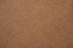 Texture of old chipboard Royalty Free Stock Image