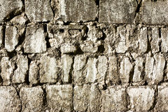 Texture of old cobblestones Stock Photo