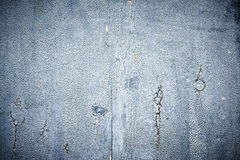 Texture of old colered wood with patina Stock Photos