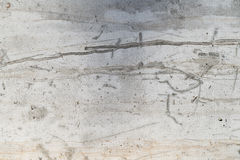 Texture of an old concrete surface Stock Image