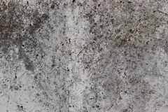 Texture of an old concrete wall. In an old building stock photo