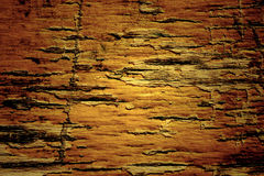 Texture of the old damaged pine wood Royalty Free Stock Photo