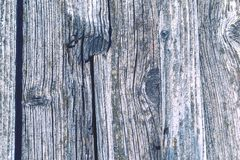 Texture of the old decayed wooden boards Royalty Free Stock Photos