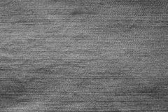 Texture old denim of black color Stock Image